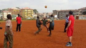 Volley a Dagoretti