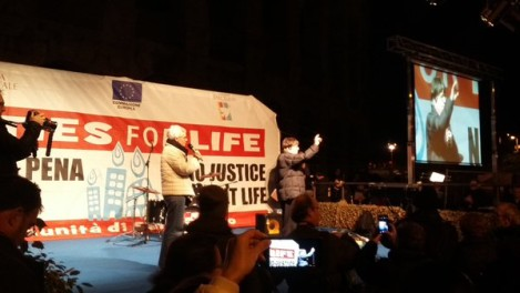 #CitiesforLife al Colosseo