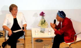 Michelle Bachelet e Emma Bonino lanciano la Women for Expo Alliance