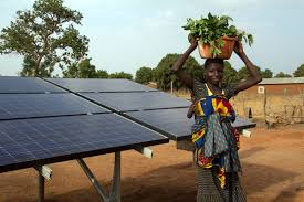 solar energy and africa