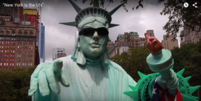 """New York is the UN"" (video, United Nations)"