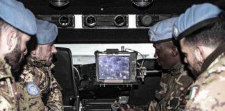 UNIFIL Sector West , ufficio stampa