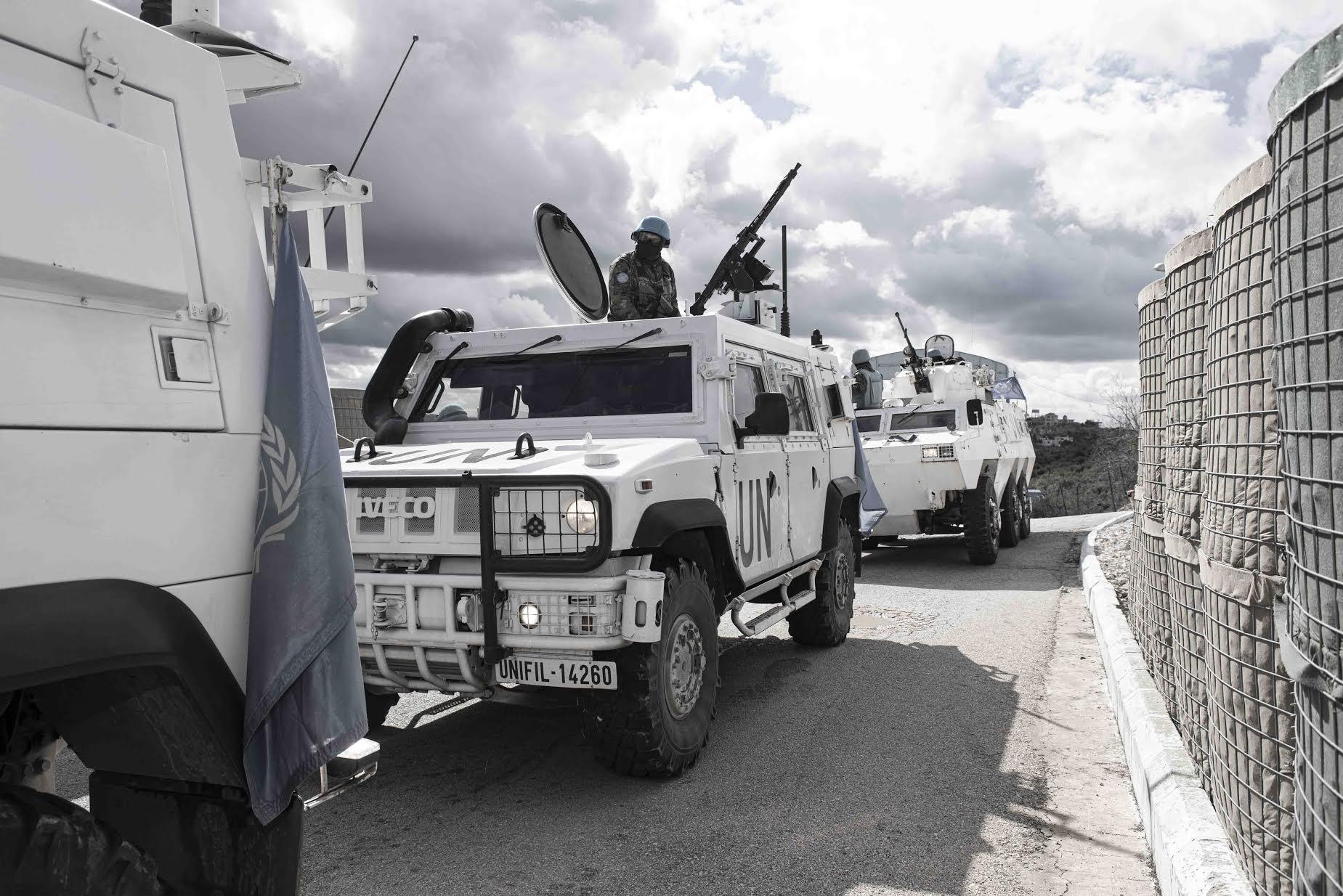 UNIFIL Sector West ufficio stampa