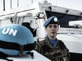 foto UNIFIL, Sector West