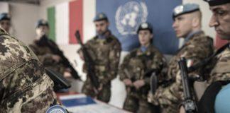 immagine UNIFIL da comunicato