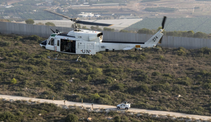 UNIFIL website