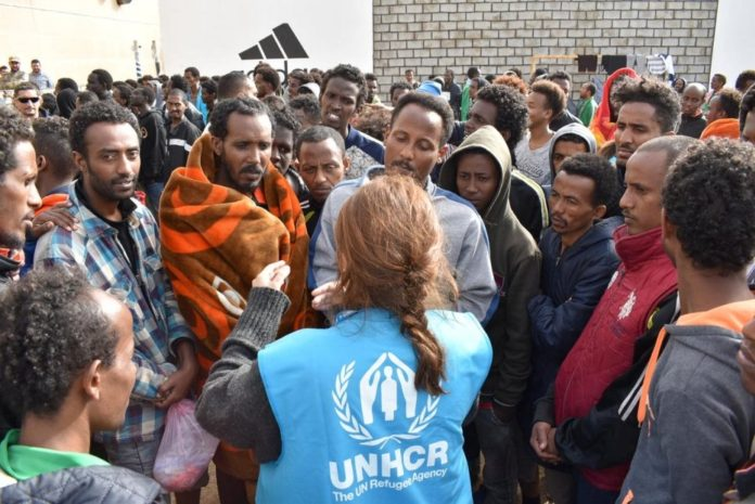 campi detenzione libia