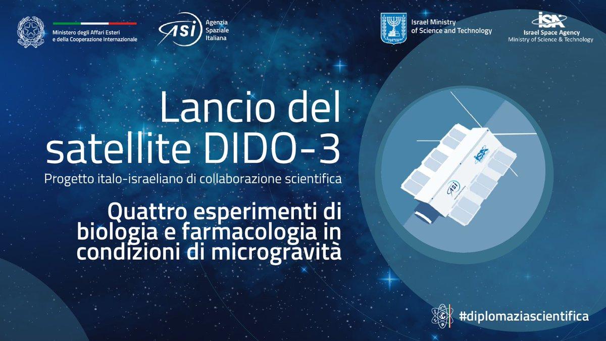 Spazio, lanciato il razzo Vega: porterà in orbita 53 satelliti