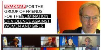 Italia entra in Gruppo Amici contro violenza domestica