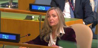"Zappia: UNGA75 priorities ""fully align"" with G20 Presidency's agenda"