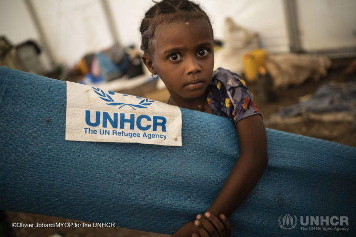 UNHCR is 70 years old today: Grandi,