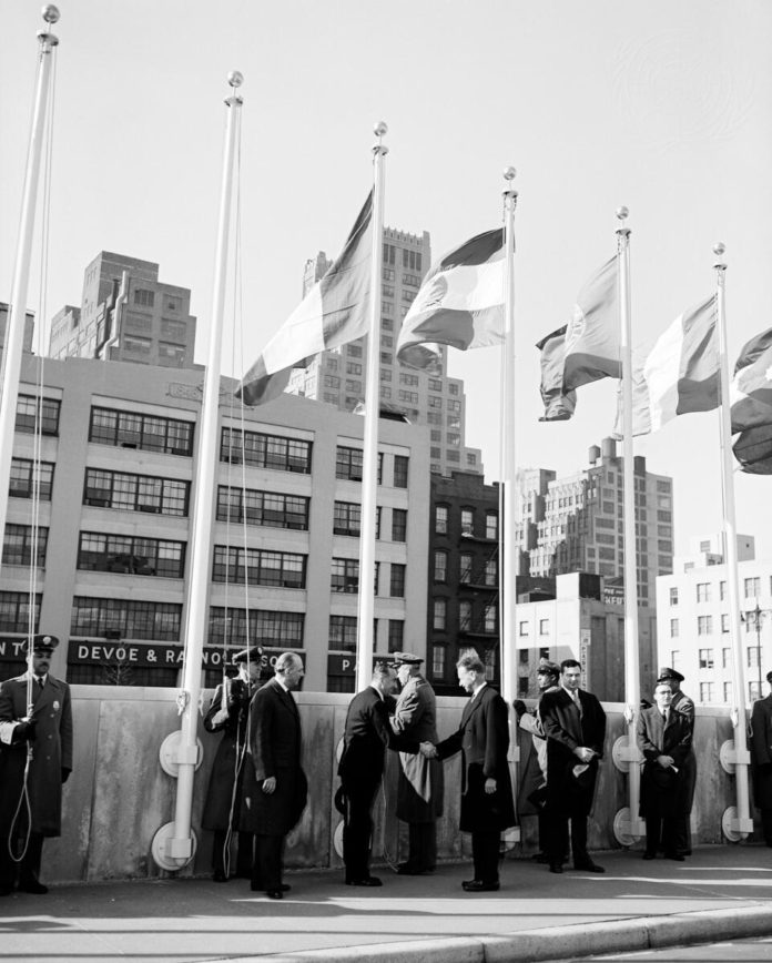Anniversaries: 65 years ago Italy joined the UN