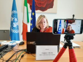 Italy pledged to increase its contribution to CERF
