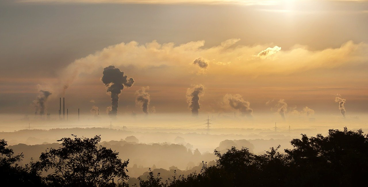 inquinamento pixabay