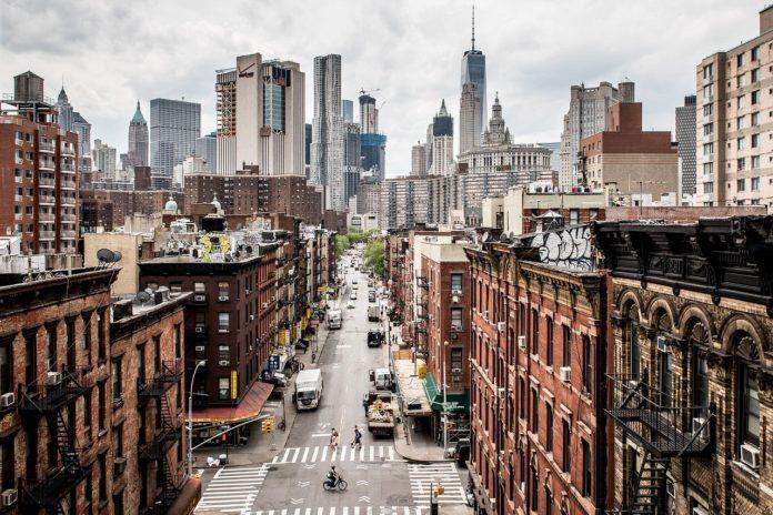 citta' metropoli New York pixabay